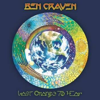 Ben Craven - Last Chance to Hear - 2016.jpg