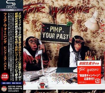 Fair Warning - Pimp Your Past (Japanese Edition) - 2016.jpg