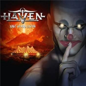 Haven - Shut up and Listen - 2015.jpg