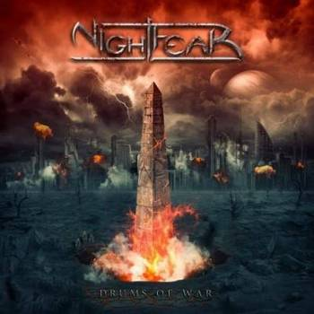 NightFear - Drums of War - 2015.jpg