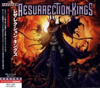 Resurrection Kings - Resurrection Kings (Japanese Edition+Bonus Track) - 2016.jpg