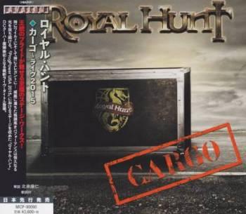 Royal Hunt - Cargo (Japanese Edition 2CD) - 2016.jpg