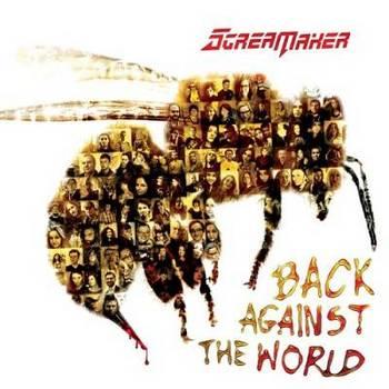 Scream Maker - Back Against The World - 2016.jpg