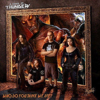 A Sound Of Thunder - Who Do You Think We Are - 2016.jpg