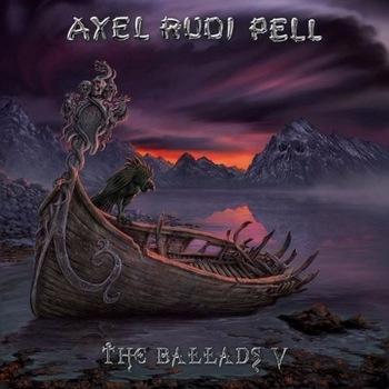 Axel Rudi Pell - The Ballads V - 2017.jpg