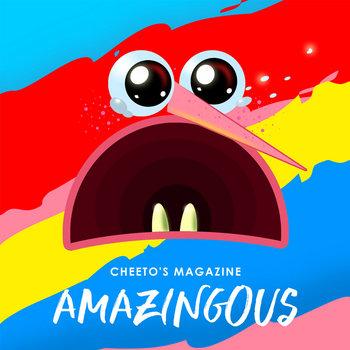 Cheeto's Magazine - Amazingous - 2019.jpg