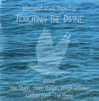 Intelligent Music Project III - Touching The Divine - 2015.jpg