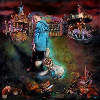 Korn - The Serenity Of Suffering (Roadrunner) - 2016.jpg
