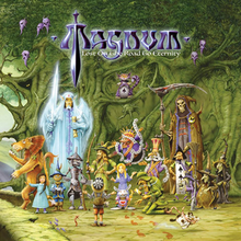 Magnum - Lost on the Road to Eternity - 2018.png
