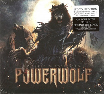 Powerwolf - Blessed & Possessed (Tour Edition) - 2017.jpg