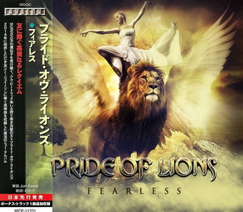 Pride Of Lions - Fearless (Japanese Edition) - 2017.jpg