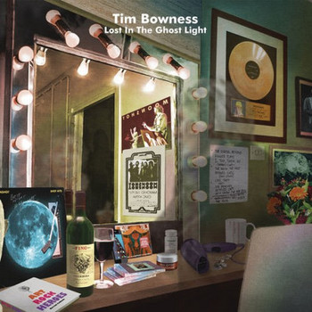 Tim Bowness - Lost In The Ghost Light - 2017.jpg
