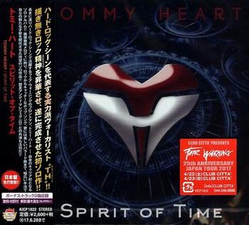 Tommy Heart - Spirit Of Time - 2016.jpg